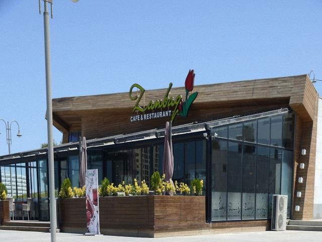 """""""Zanbaq"""" Kafe və restoranı"""