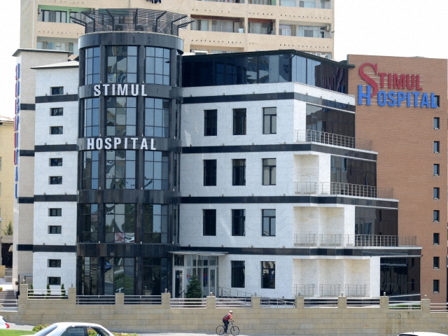 """Stimul hospital"" medical clinic"
