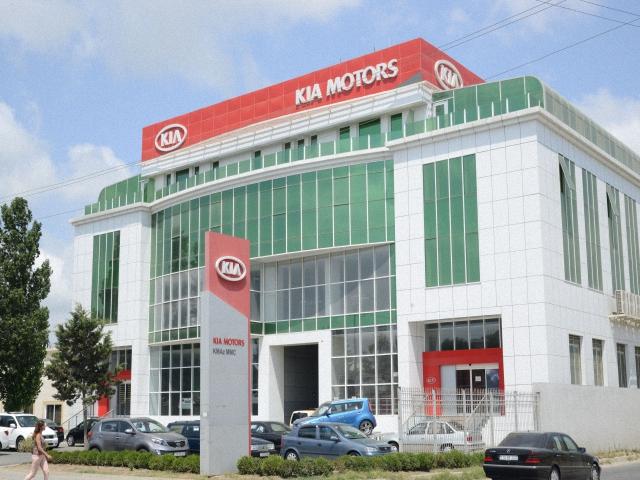 """""""KİA Motors"""" Satış Mərkəzi"""