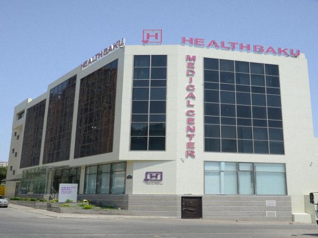 """""""HEALTH BAKU MEDICAL CENTER"""" Tibb Mərkəzi"""